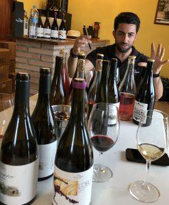 Cata de vinos Wine Secrets Barcelona Albert López